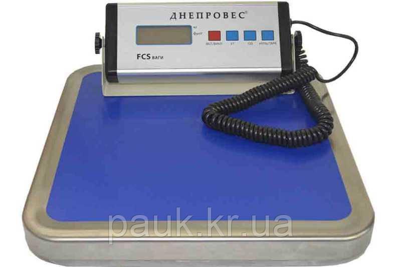 Весы электронные портативные 150 кг  FCS-150, весы для КЕГ-бочок