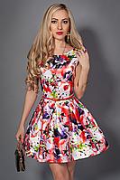 Платье  мод 371-3 размер 44,46
