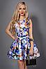 Платье  мод 371-10 размер 44