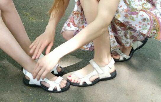 6e089e07ec3505 Ecco шкіряні сандалі чорні дитячі підліткові босоніжки літо зручне взуття  для літа якісна копія, цена 800 грн., купить в Киеве — Prom.ua  (ID#974125381)
