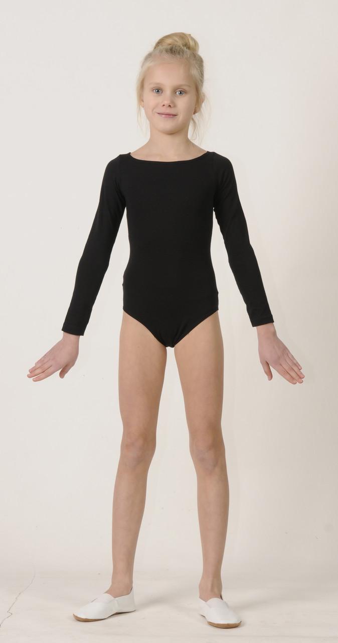 Трико (купальник) гимнастический J-Т1358