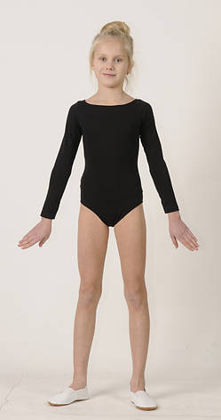 Трико (купальник) гимнастический J-Т1358, фото 2