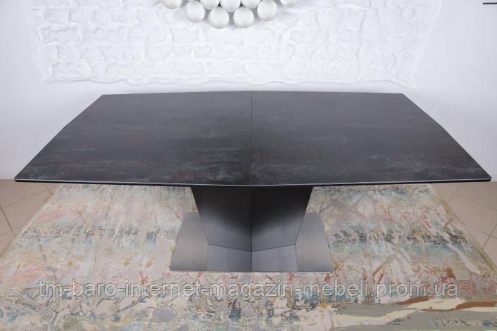 Стол Michigan New (Мичиган), керамика коричневый (Бесплатная доставка), Nicolas