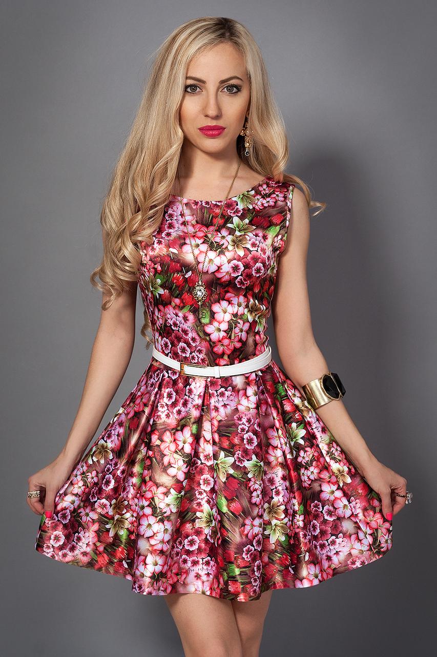 Платье  мод 371-12 размер 44,46