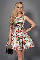 Платье  мод 371-13 размер 44,48
