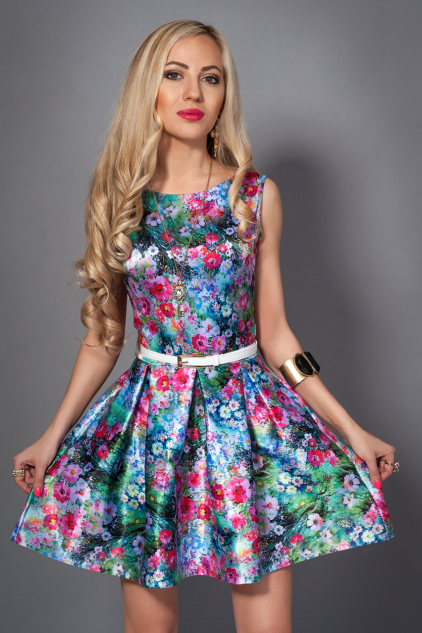 Сукня мод 371-14 розмір 44,46