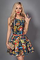 Платье  мод 371-16 размер 44,46,48
