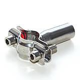 Хомут трубный с круглым держателем Ду25 DIN, фото 7