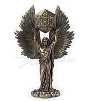 Коллекционная статуэтка Veronese Метатрон со священным кубом WU77423A4