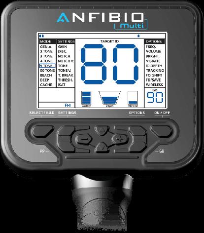 Металлоискатель Nokta Anfibio Multi, фото 2