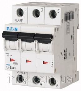Автоматический выключатель PL6-C20/3