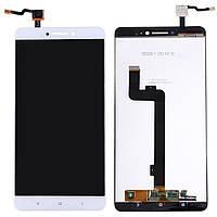 Модуль (дисплей + сенсор) Xiaomi Mi Max + Touchscreen White