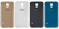 Задняя панель корпуса (крышка аккумулятора) для Samsung Galaxy S5 G900