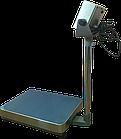 Товарные платформенные весы 300 кг ВПД-405С(FS405S-300), влагозащищенные, фото 4