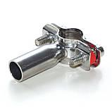 Хомут трубный с круглым держателем Ду100 DIN, фото 4