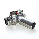 Хомут трубный с круглым держателем Ду100 DIN, фото 8