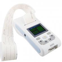 Портативный кардиограф 3/12 канальный Heaco 100G