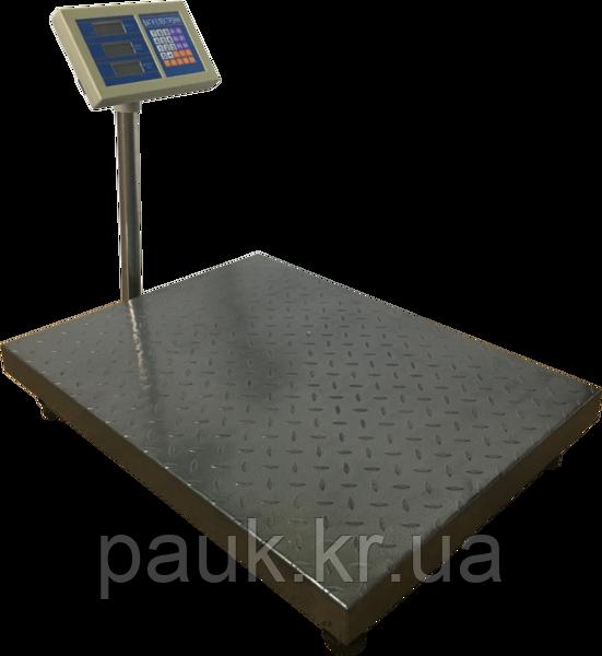 Электронные платформенные весы 600 кг ВПД-608Д(FS608D-600)