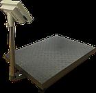 Электронные платформенные весы 600 кг ВПД-608Д(FS608D-600), фото 6