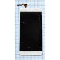 Модуль (дисплей + сенсор) Xiaomi Mi Max 2 + Touchscreen White