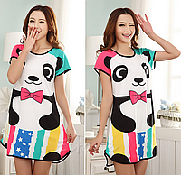 Домашнє плаття з принтом ANNA (38 розмір, розмір XS )
