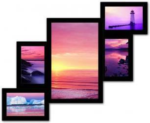 Мультирамки на 5 фото