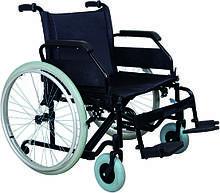 Коляска инвалидная, для людей с большим весом, без двигателя (Golfi-14)