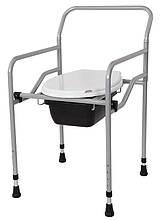 Кресло с санитарным оснащением регулируемое (KT-770)