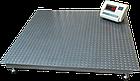 Платформенные весы ВПД-Л1010 Эконом 1т, фото 2