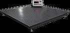 Платформенные весы ВПД-Л1010 Эконом 1т, фото 4