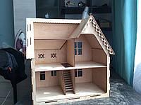 Кукольный дом с фанеры