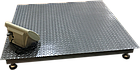Ваги платформні ВПД-1215 PRO 3т, ваги з широкою платформою, фото 4