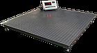 Ваги платформні ВПД-1215 PRO 3т, ваги з широкою платформою, фото 6