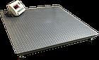 Ваги платформні ВПД-1215 PRO 3т, ваги з широкою платформою, фото 5
