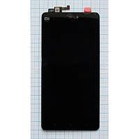 Модуль (дисплей + сенсор) Xiaomi Mi 4S + Touchscreen Orig Black