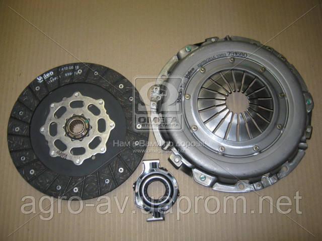 Сцепление (826352) FIAT DOBLO 1.9 Diesel 10/2004->9/2005 (Пр-во VALEO)