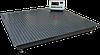 Ваги платформні з вбудованим акумулятором ВПД-1515 PRO 0,5 т