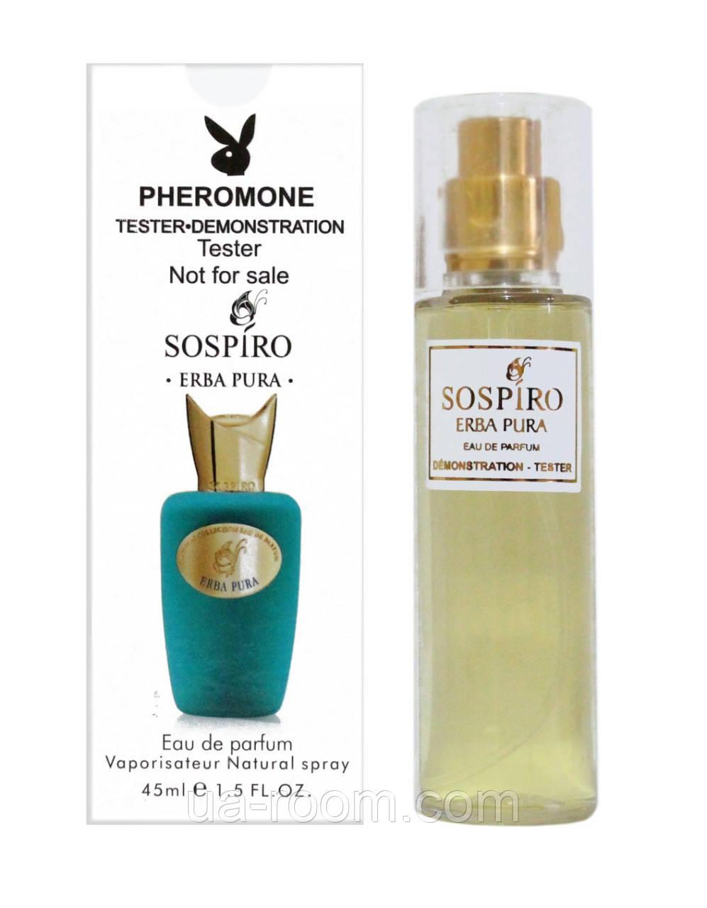 Унисекс, Тестер 45 мл. Sospiro Perfumes Erba Pura