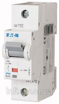 Автоматичний вимикач PLHT-C40