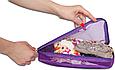 Набор органайзеров 5 шт. для вещей в чемодан для путешествий Фиолетовый, фото 3