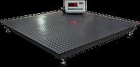 Платформні ваги ВПД-1012 Економ 1т, фото 1
