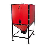 Бункер для твердотопливного котла Thermo Alliance Vulcan SF 50-60 1,0 куб м