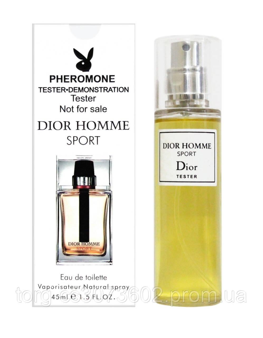 Тестер мужской 45 мл. Christian Dior Dior Homme Sport