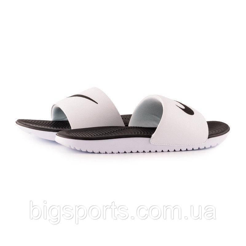 Тапки дет. Nike Kawa Slide (GS/PS) (арт. 819352-100)