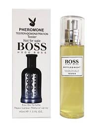 Тестер мужской 45 мл. Hugo Boss Boss Bottled Night