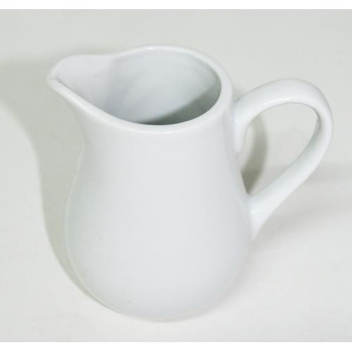 Молочник 68мл керамический Белый VT-18150
