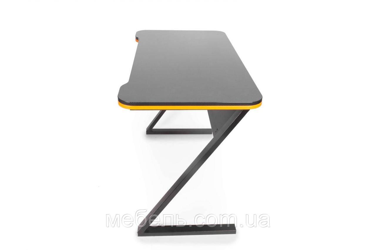 Геймерский компьютерный стол Barsky Z-Game Orange 1200x600x750, ZG-05