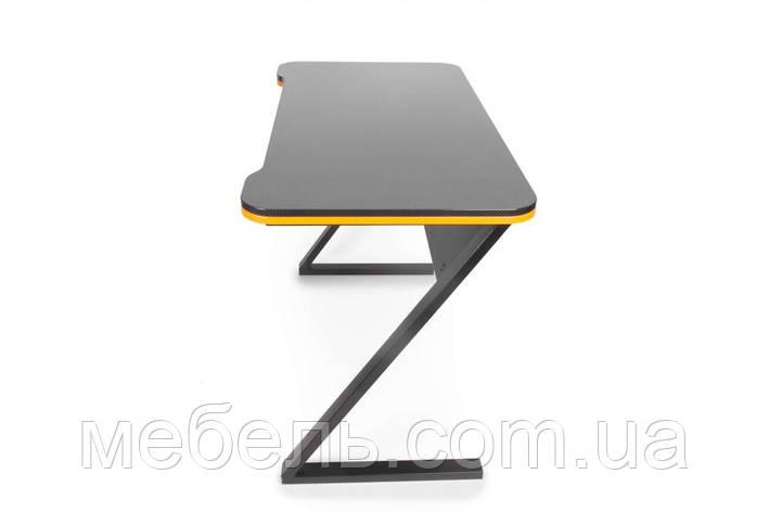 Геймерский компьютерный стол Barsky Z-Game Orange 1200x600x750, ZG-05 , фото 2
