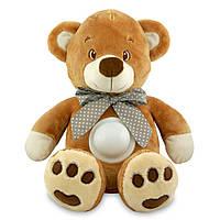 Проектор музыкальный Baby Mix Медведь Brown STK-13138
