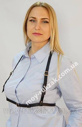 Женская портупея одинарная узкая арт.930741, фото 2